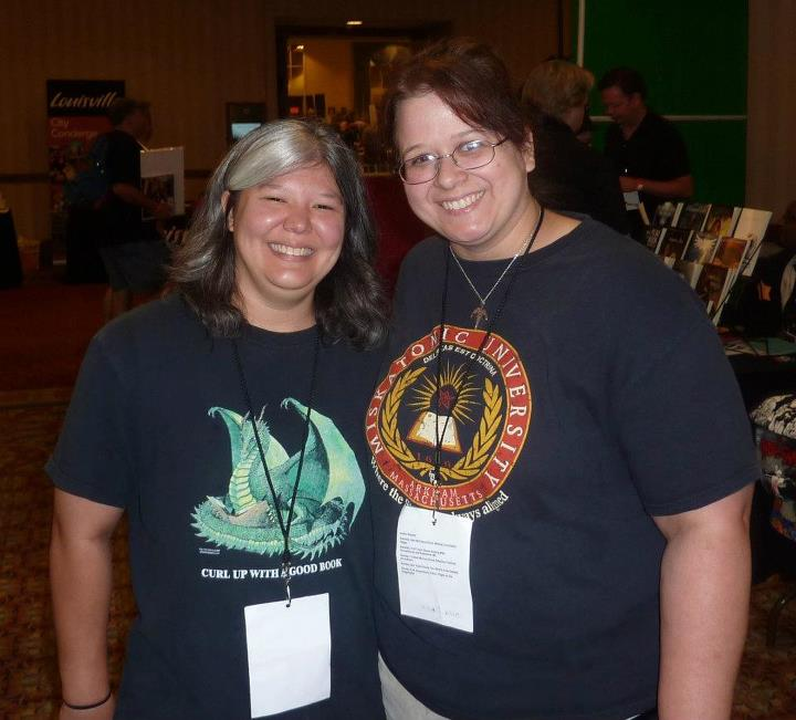 FandomFest 2012 - Julie Kagawa